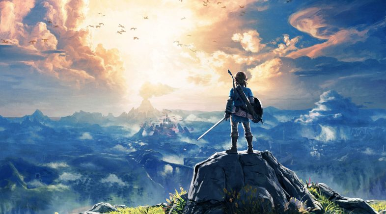 The Legend of Zelda: Breath of the Wild esconde unha chiscadela a Wind Waker