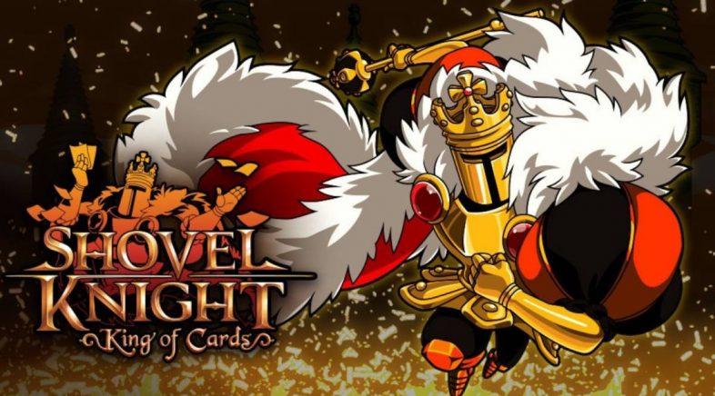 Shovel Knight: King of Cards ubica a súa data de lanzamento á fin
