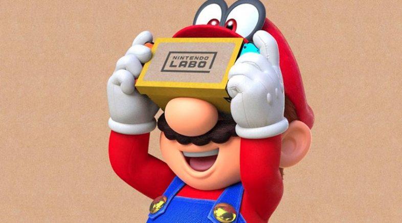 A cegas e en cinco horas, así finalizou un speedrunner Super Mario Odyssey