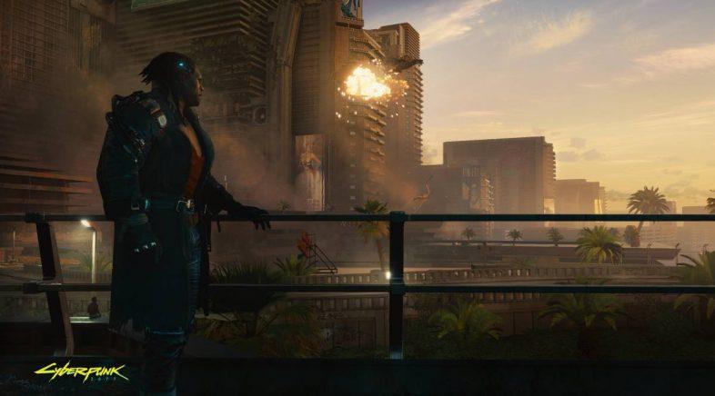 Cyberpunk 2077 publica su segundo gameplay