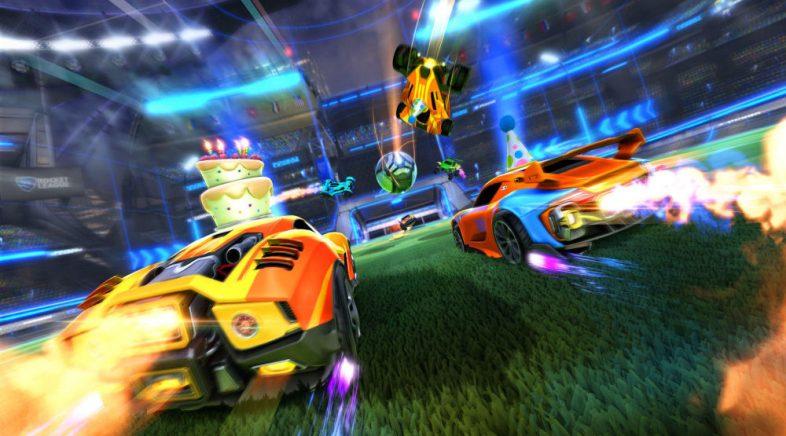 Rocket League quitará os DLC de pago con contidos ao azar