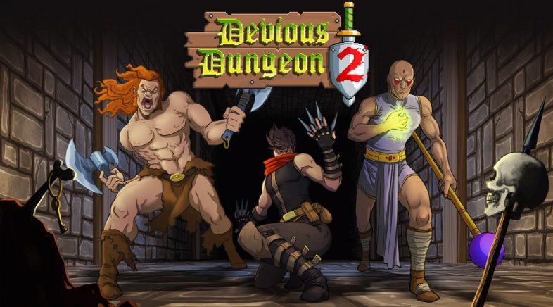 Devious Dungeon 2 :: Mejorando la fórmula
