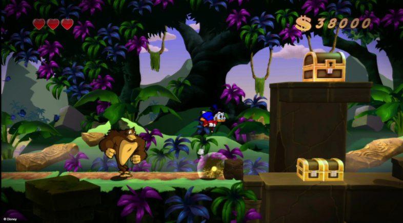 Capcom elimina DuckTales Remastered das tendas dixitais
