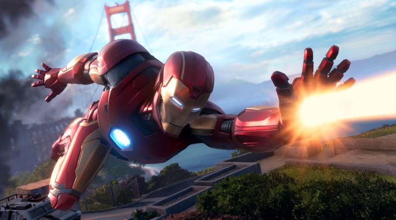 Square Enix presenta 18 intensos minutos de Marvel's Avengers