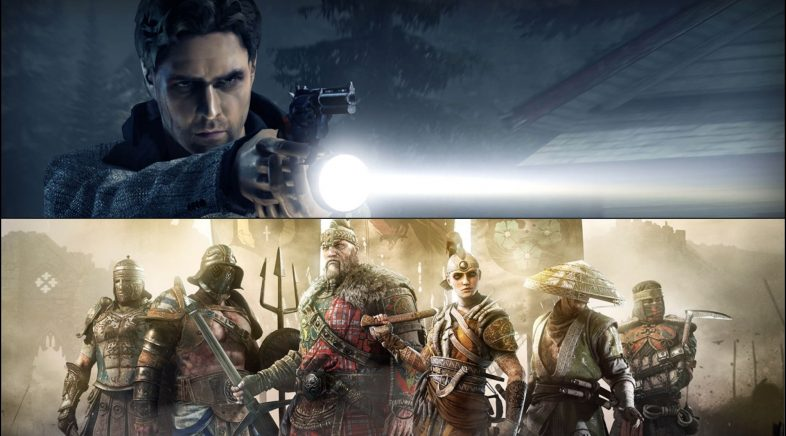For Honor e Alan Wake, de balde, na Epic Games Store esta semana