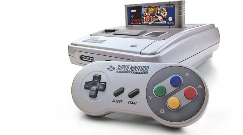 Mandos de Super Nintendo para Switch? Unha patente así o indicaría
