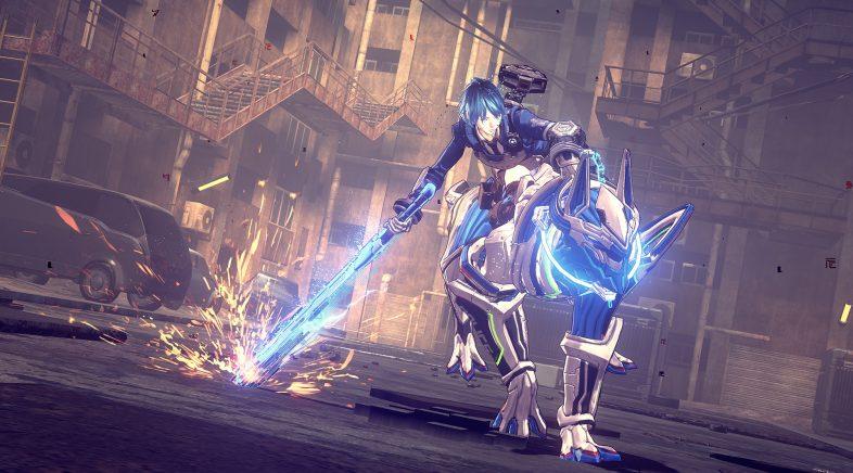 Astral Chain xa é a mellor estrea de Platinum Games no Reino Unido