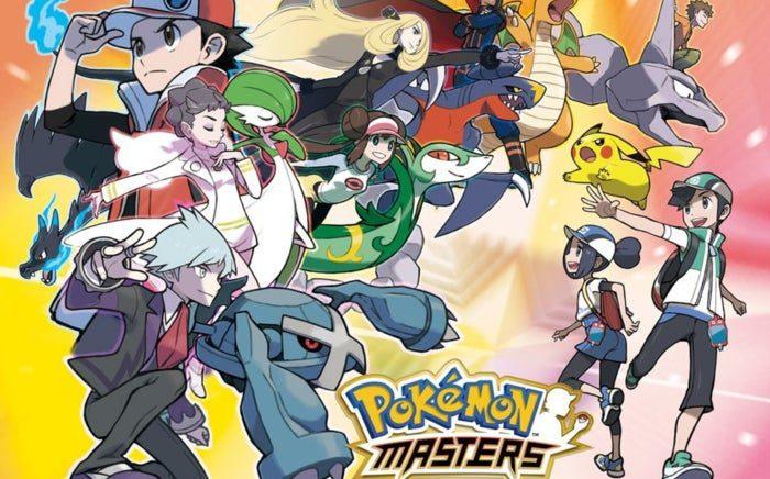 Pokémon Masters suma xa dez millóns de descargas