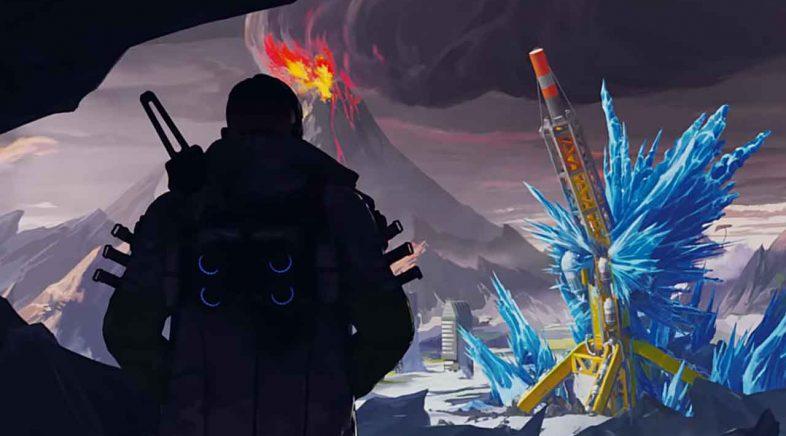 Apex Legends presenta nuevo escenario, Finisterre