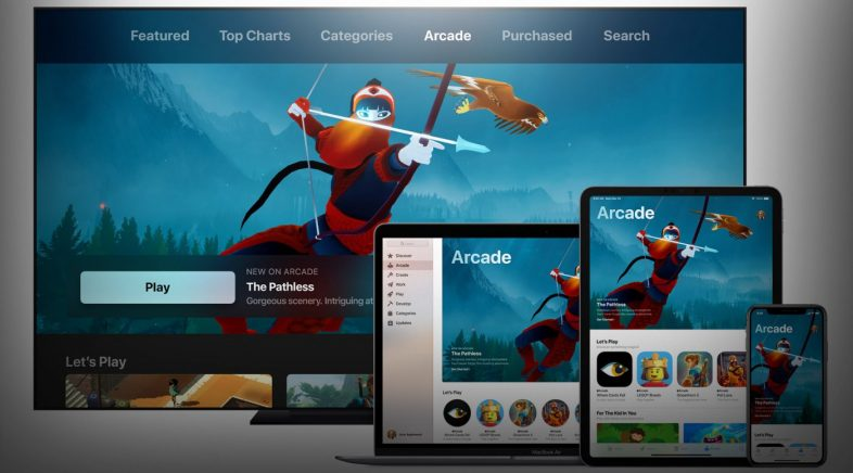 Apple Arcade :: 100 xogos por 5 euros