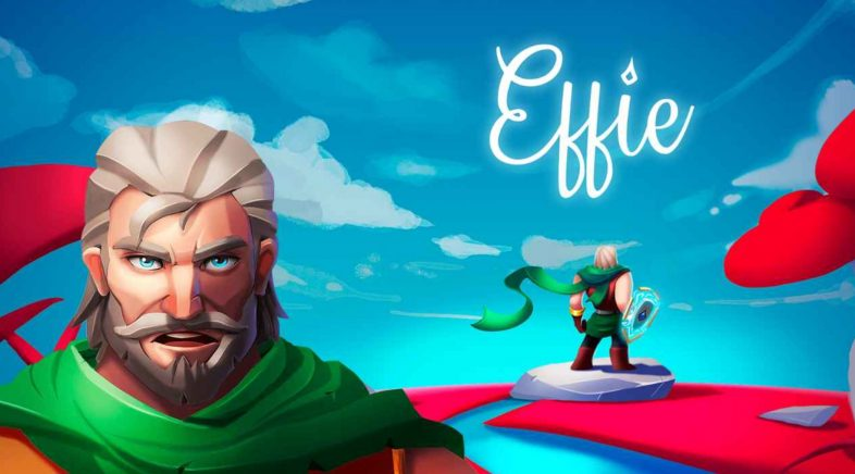 O xogo valenciano Effie chegará a Steam a finais de xaneiro