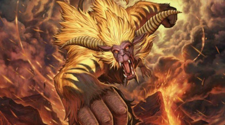 Rajang será outra criatura a derrotar en Monster Hunter World: Iceborne