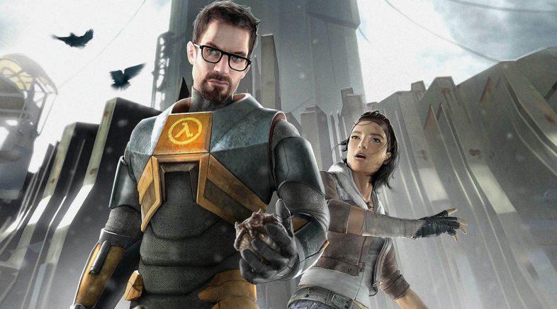 Half Life 2 recibe un parche case 15 anos despois da súa estrea