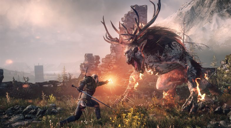 PowerA lanza un mando especial para celebrar a saída de The  Witcher 3 en Switch