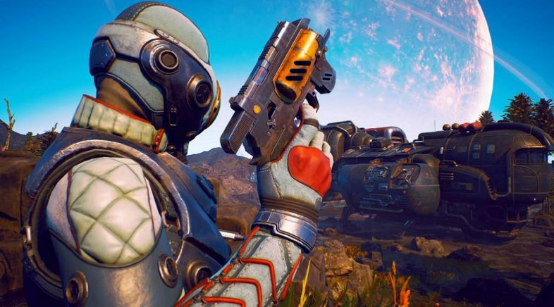 The Outer Worlds estará dispoñíbel de saída no Xbox Game Pass de PC