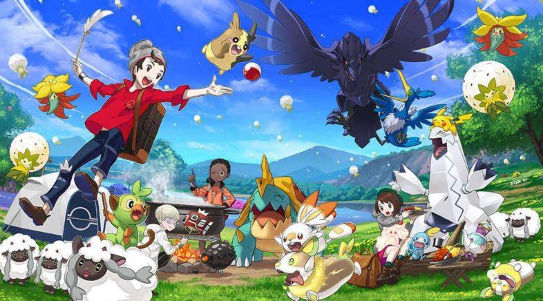 Pokémon Escudo e Espada non terán 18 ximnasios