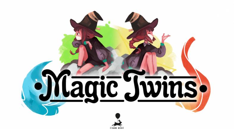Magic Twins, unhas bruxas con moito ollo para os quebracabezas máxicos