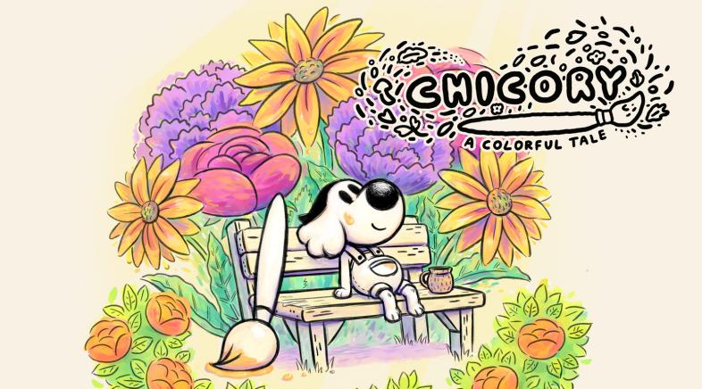 Chicory :: Un cuento lleno de colores
