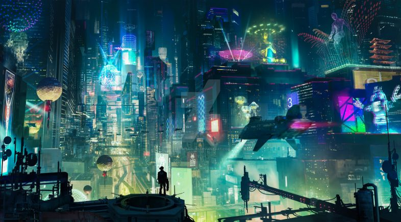 Especial Ciberpunk :: Alta tecnoloxía, noxo de sociedade