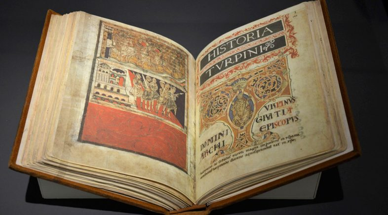 O roubo do Códice  Calixtino inspira ao alumnado da UVigo