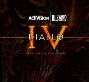 Diablo IV confirmado no anuncio dun libro de arte en Alemaña