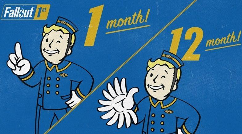 Bethesda lanza un sistema de pago mensual para xogar en Fallout 76
