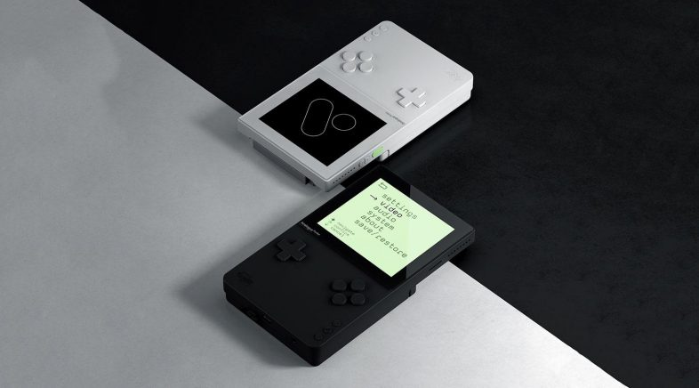 Analogue Pocket, unha futura consola retro que funcionará coma seis