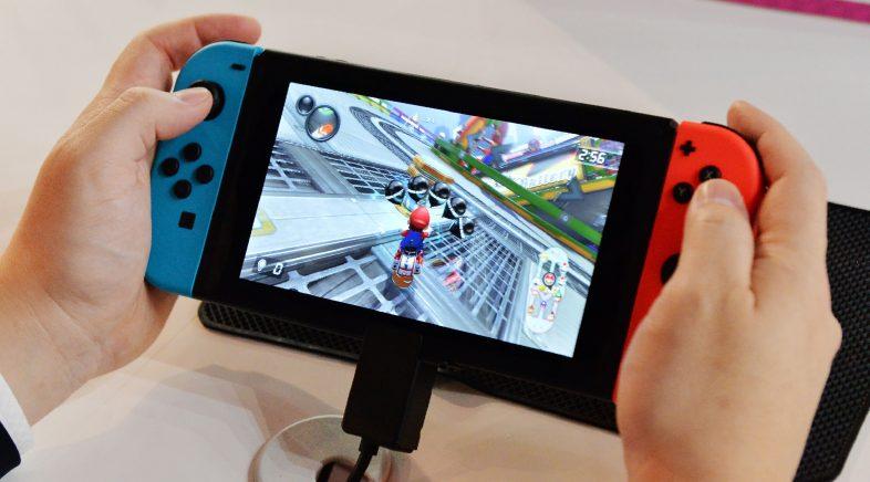 Estes son os xogos máis vendidos de Nintendo Switch até o de agora