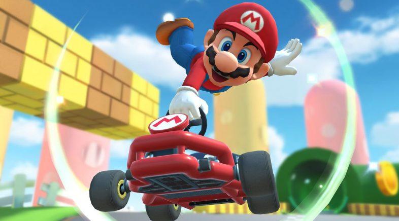 Mario Kart Tour, rompe récords para Nintendo na súa primeira semana