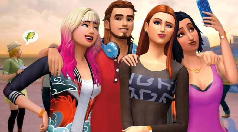 Así é Días de Universidade, a nova expansión dos Sims 4