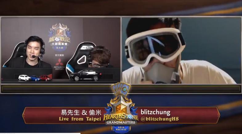 Blizzard veta a un xogador por amosarse a favor das revoltas de Hong Kong