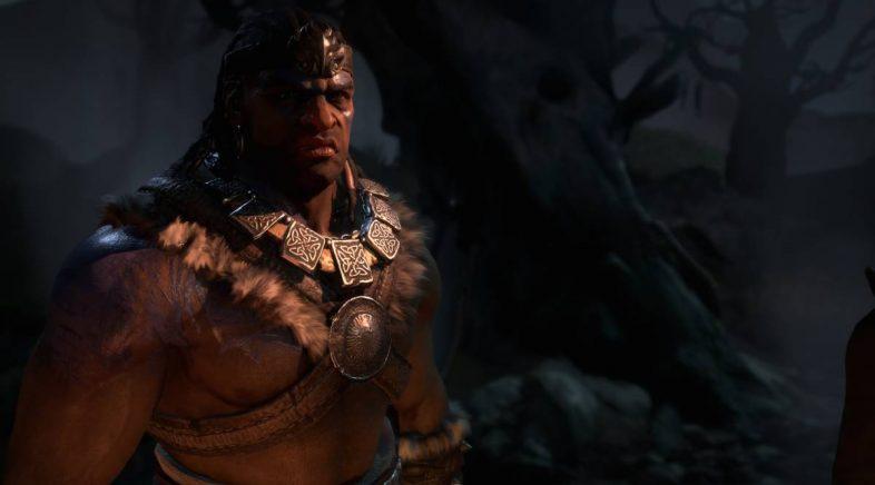 Diablo IV amosa o seu bárbaro nun extenso gameplay