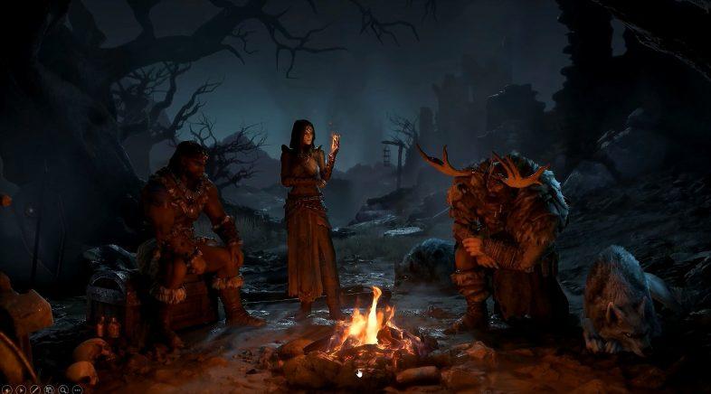Diablo IV amosa un novo gameplay da batalla contra Ashava