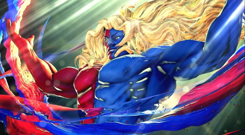 Street Fighter V renovado coa chegada de Gill e a Champion Edition