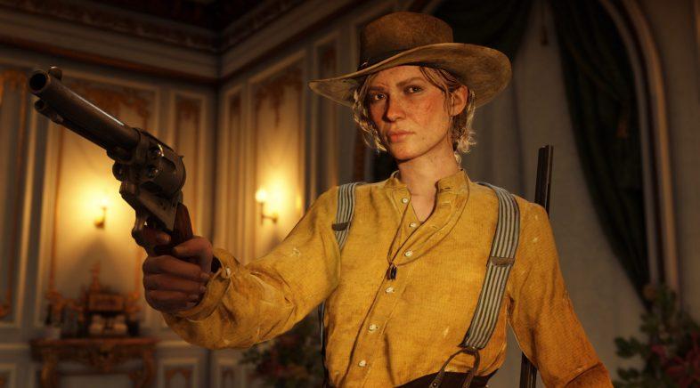 Red Dead Redemption 2 fixa a súa chegada a Steam