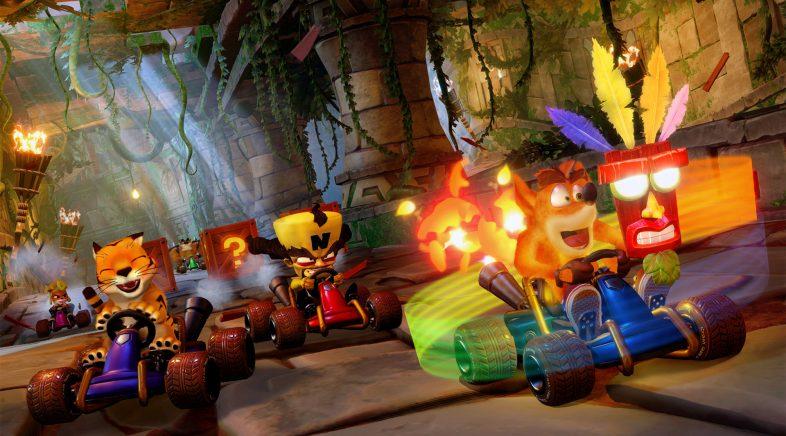 Crash Team Racing recibirá más DLCs gratis esta semana