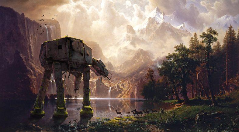 Star Wars :: A Forza está e estará no mando