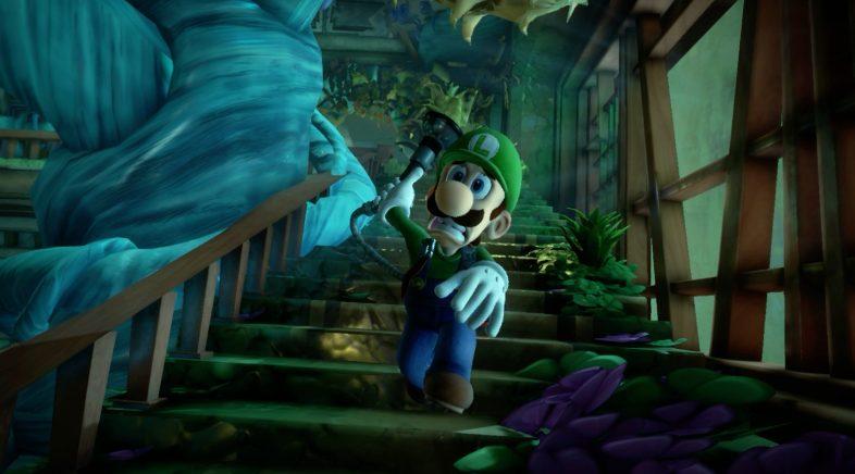 Luigi's Mansion 3 :: Un irmán que brilla con luz de seu