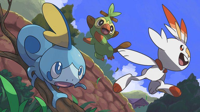 Pokémon Espada y Escudo llegan esta semana y estrenan tráiler