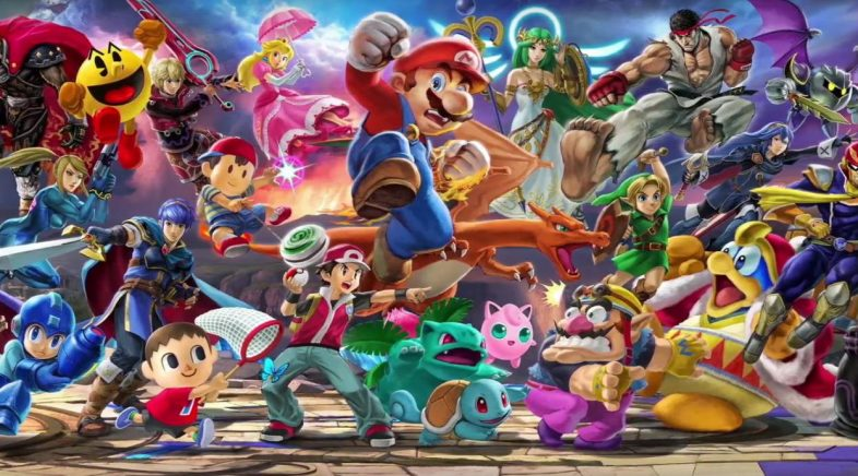 Super Smash Bros. Ultimate xa é o xogo de loita máis exitoso da historia
