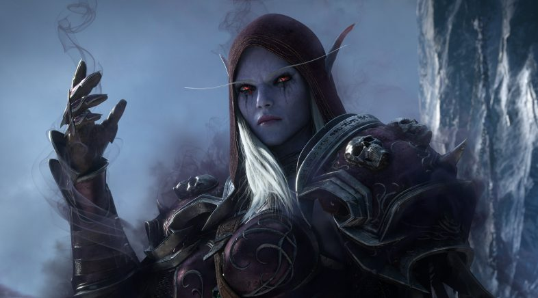 World of Warcraft presenta Shadowlands, su nueva expansión