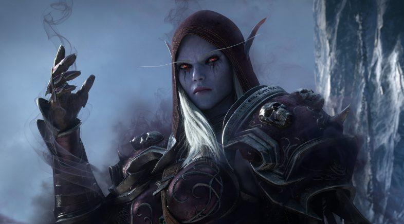 World of Warcraft presenta Shadowlands, a súa nova expansión