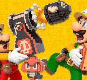 Super Mario Maker 2 actualízase con Link e novos modo de xogo