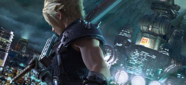 A portada de Final Fanasy VII fixa o final da súa exclusividade en PS4