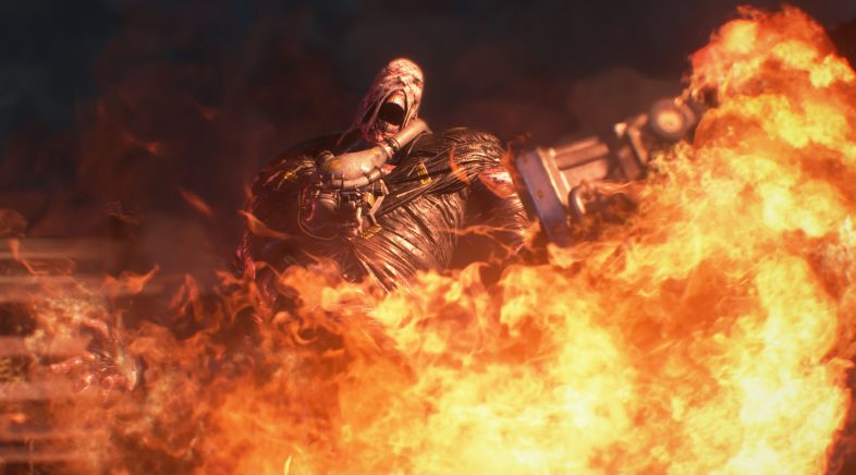 Capcom ofrece novos detalles sobre Nemesis e Carlos en Resident Evil 3