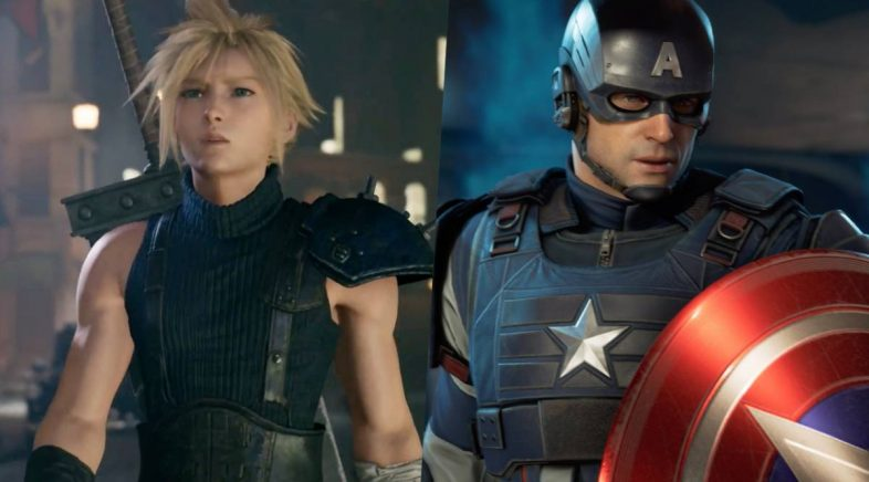 Square Enix anuncia atrasos para Final Fantasy VII e Marvel's Avengers