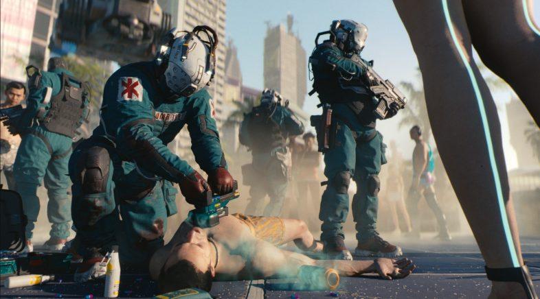 Cyberpunk 2077 sofre un atraso e vaise a setembro