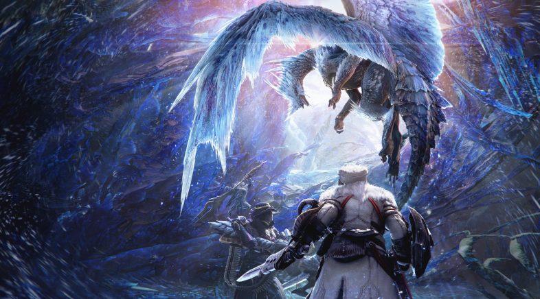 Capcom desvela aos seus plans a curto prazo para Iceborne