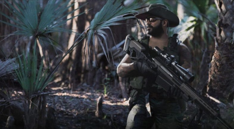 Call of Duty: Modern Warfare doa os ingresos dun pack á loita contra os incendios en Australia