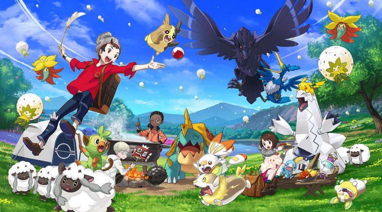 Nintendo confirma a Pokémon Espada e Escudo como un dos seus grandes éxitos